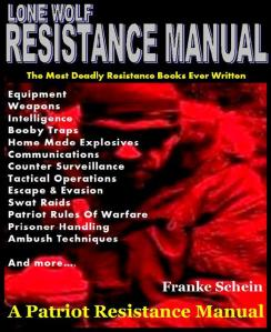 Lone wolf resistance manual