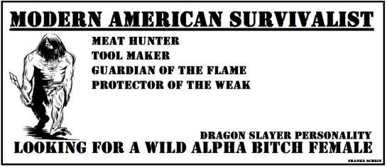 Modern American Survivalist