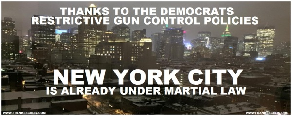 NYC Restrictive Gun Control Laws