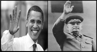 Obams and Stalin