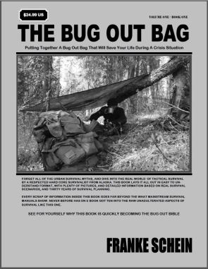Franke Schein's The Bug Out Bag Manual